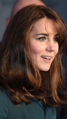 The Duchess has—try to remain calm—cut her hair.