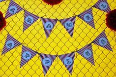 Free! Printable for circus themed birthdays!