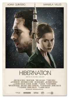 HIBERNATION  Short Film directed by Jon Mikel Caballero. Artwork by Carles Gomila. Gouache on cotton paper, and digital postproduction.