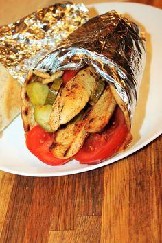 HeartInTheGym: Dietetyczna tortilla