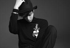 03.12.15 | Kai | Nylon Korea edição de Set/2015