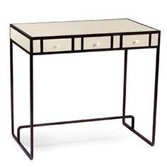 Parchment desk - Costello Studio Inc CSI Design