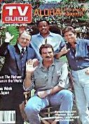 TV GUIDE!!!!!  Not a show, but soooo 80's!