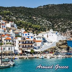 Skopelos is one of the islands of the Sporades and is a perfect place for a relaxing and enjoyable holiday in Greece  https://ift.tt/2mjpg5A  #Skopelos #Greece #Greekislands #holidays #travel #vacations #sporades #aroundgreece #visitgreece #Σκοπελος #Σποραδες #Ελλαδα #ΕλληνικαΝησια #διακοπες #ταξιδια