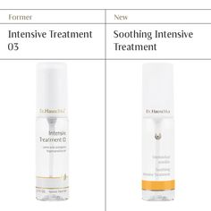 Soothing Intensive Treatment