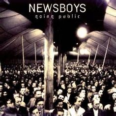 Shine - Newsboys - Going Public