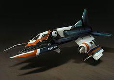Spaceship concept 2