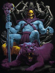pinterest, he-man, masters of the universe, comics, funny, eternia