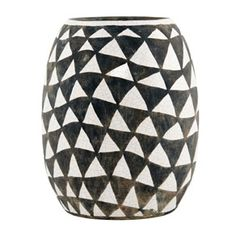 Vase Triangular by House Doctor