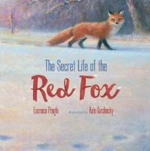 (Boyds Mills Press) This gorgeous and lyrical picture book from renowned science author Laurence Pringle and debut illustrator Kate Garchinsky follows a year in the life of a red fox named Vixen as she finds food, hunts, escapes threats, finds a mate, and raises her kits—all the way to the day that she and her mate watch their kits head off to lead their own secret lives. THE SECRET LIFE OF THE RED FOX