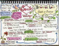 Sermon and Scripture Sketchnotes