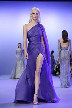 Elie Saab Haute Couture Spring Summer 2014 Paris - NOWFASHION