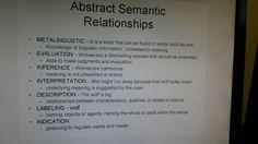 AbstractSemanticRelationships