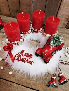 Christmas Advent Wreath, Christmas Favors, Christmas Baskets, Christmas Swags, Christmas Flowers, Christmas Candles, Christmas Crafts, Christmas Tablescapes, Christmas Centerpieces