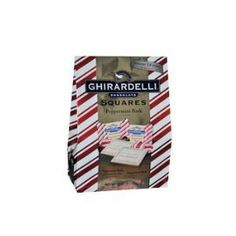 Ghirardelli Peppermint Bark Squares  - Love this chocolate!