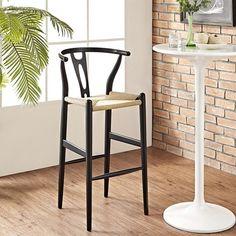 "132 Me gusta, 3 comentarios - Emfurn (@emfurniture) en Instagram: ""Now carrying the Wegner style elbow bar stool in black #emfurn #wegner #emfurniture…"""