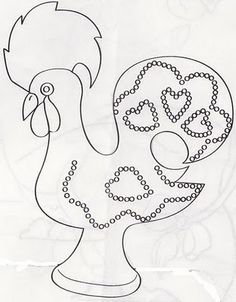 Portugal Facts, Spain And Portugal, Kids Study, Art For Kids, Crafts For Kids, Arte Do Galo, Rooster Craft, Portuguese Culture, Scroll Saw Patterns