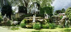 The Naked Ladies of York House, Twickenham   21 Amazing Secret Places To Find In London