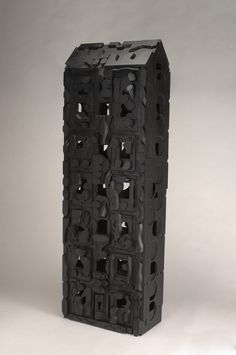 Louise Nevelson-Dream House XXXII, 1972