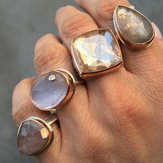 Rings by Jamie Joseph available @QUADRUM