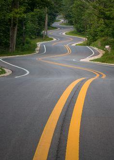 Wisconsin Highway 42 por Krzysztof Hanusiak