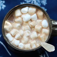 Amazing From Scratch Hot Chocolate | Healthy After-School Snack Recipes for Kids | Food | Disney Family.com