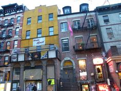 The Strange History of the East Village's Most Famous Street: St. Marks Place