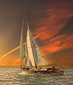 I want to sail away right now