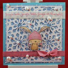 Tinas kreative Seite - #7 von 24 Squares for Christmas