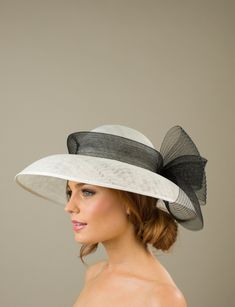 f651d9f10935b Windsor Hat by Hostie Hats Ascot Hats