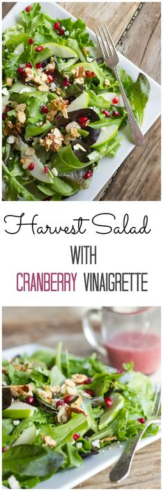 Great way to use up leftover cranberry sauce!