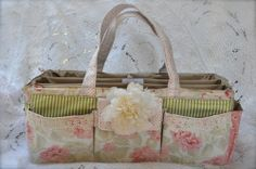 Annabelle Craft Tote