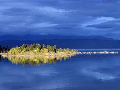 island on flat head lake in montana | Flathead Lake Photos ... ONE DAY!!! Mine ,all mine