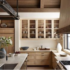 """2,938 Likes, 71 Comments - Studio McGee (@studiomcgee) on Instagram: """"Just soaking up every single inch of this kitchen. Design: @bradkrefman 
