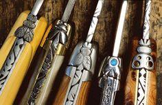 Les couteaux de Laguiole