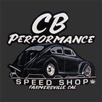 CB Performance Products, Inc. sells CNC ported cylinder heads, dune buggy parts, drop spindles, disc brake kits, turbos, electronic fuel injection efi systems, crankshafts, connecting rods and turnkey engine kits for aircooled volkswagens