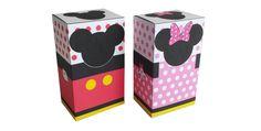 Ook dezeMickey en Minnie traktatie doosjes zelf maken? Print deze leuke Mickey en Minnie traktatie doosjes zelf uit en maak ook deze schattige doosjes. Je kindje zal met trotst dit willenuitdelen op school.Wil je het doosje nog leuker maken? Gebruik dan de extra afbeelding van het hoofdje van Mickey en Minnie Mouse en plak deze …