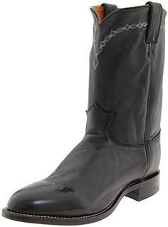 Justin Boots Men s 10