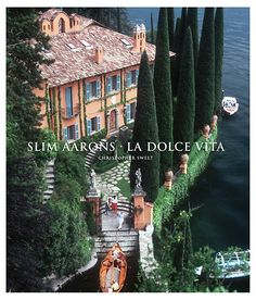 One Kings Lane - The Gracious Guest - Slim Aarons: La Dolce Vita