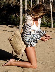 La parfaite tenue de plage #12 (photo Lucy Williams)