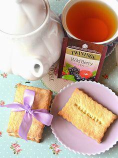 Dolci a go go: Tea Time- Biscotti di frolla limonosi
