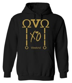 Drake Ovo Gold Owl Ovoxo Octobers Very Own by designfactory21