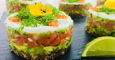 My Favorite Food, Favorite Recipes, Salmon Appetizer, Secret Recipe, Avocado Recipes, Appetisers, Kraut, Fish And Seafood, Sweet Recipes