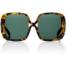 3d5fc12941 Karen Walker Women s Marques Sunglasses ( 250) ❤ liked on Polyvore  featuring accessories