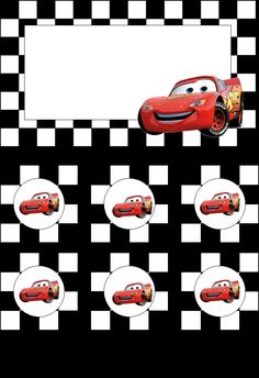 Here's some free Disney Cars Party Printables...         FOR PERSONAL USE ONLY              the set includes:     labels (which can be use...