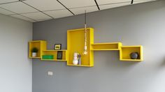 interieurwerk binnen project