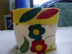 Cestino porta oggetti, by I sogni nel cassetto, 5,00 € su misshobby.com