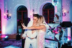 Our Wedding Welcome Party — Kelly Fiance Creative Birthday Party For Teens, Birthday For Him, Teen Birthday, Princess Birthday, Birthday Party Decorations, Welcome To The Party, Wedding Welcome, Our Wedding, Disco Theme Parties