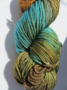 Ella Rae Lace Merino Chunky Hand Dyed Color 500 by dianneslegacy, $20.00