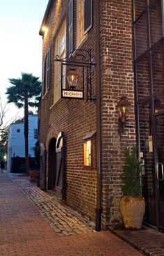 McCrady's - Charleston